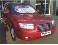 One Owner Subaru Forester 2.5XS