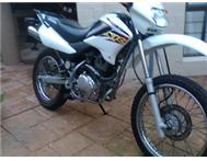 Honda XR125L 2011 in very good condition with stainless pipe