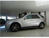 2010 MERCEDES-BENZ M-CLASS ML 63 AMG - Super Power Brilliant AMG Design Very Low Km s
