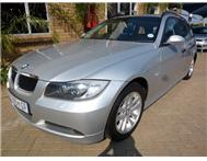 BMW - 320d (E91) (115 kW) Touring Manual