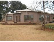 Small Holding For Sale in ROSASHOF VANDERBIJLPARK