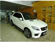 2013 MERCEDES-BENZ M-CLASS ML63 AMG N/Spec