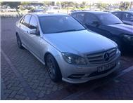 Mercedes Benz - C 220 CDi Blue Efficiency Avantgarde Touchshift