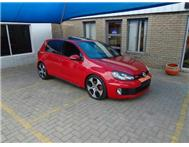 2011 VOLKSWAGEN GOLF 6 2.0TURBO