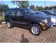 2005 JEEP CHEROKEE 3.7 LTD AUTO