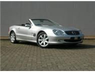 2004 Mercedes-benz Sl-class SL500 7 G-Tronic ( low milage / very clean )
