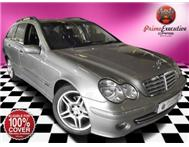 2004 Mercedes-Benz C 220 CDi Estate Classic