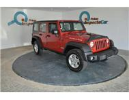 2010 JEEP WRANGLER UNLIMITED RUBICON 3.8 V6