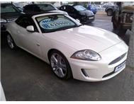 Jaguar - XK 5.0 Convertible