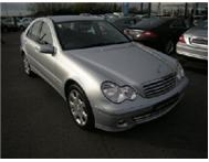 2006 Mercedes-Benz 2006 Mercedes Benz C-Class C320 CDi Elegance A/T For Sale in Cars