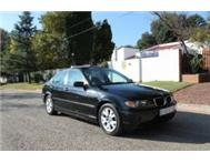 2003 BMW 318i E46 Facelift Manual Black