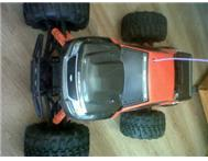 HPI savage 3.5 nitro car