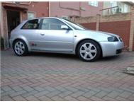 Audi s3 quattro for sale. R87000