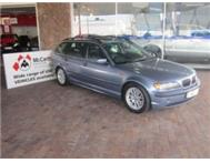 2004 BMW 325i touring auto E46 blue 166000km R99900 (mp)