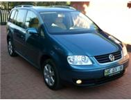 VW TOURAN 2.0TDI