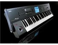KORG M50 61 Key Synthesizer/Work St...