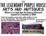 Pierneef s Purple House B and B for sale - Smithfield