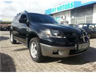 2004 Mitsubishi Outlander 2.4Gls .NO DEPOSIT NO LICENSE