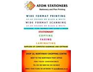 WIDE FORMAT PRINTERS Durban North