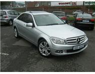 2009 MERCEDES-BENZ C-CLASS C180K BE Avantgarde
