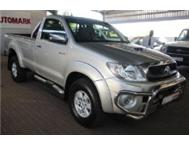 Toyota Hilux 3.0 D-4D Raider Raised Body Single Cab