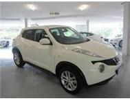 Drive and own a new Nissan Juke 1.6 Acenta Plus from R 2799 p/m