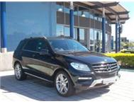 2012 Mercedes-Benz M-class Ml 250 Bluetec