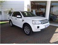 2011 LAND ROVER FREELANDER SD4 HSE