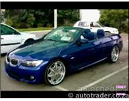 2008 BMW 3 SERIES 335 CONVERTIBLE AUTO