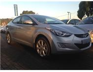 2013 Hyundai Elantra 1.8 Executive