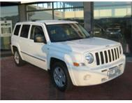 2011 Jeep Patriot Limited 2.4 Man