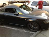 Willing to swop Audi Tt 3.2lt