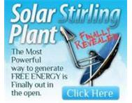 Solar Stirling Plant North West