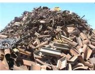 Any SCRAPMETAL or Old Machinery Equipment HARD CASH Paid