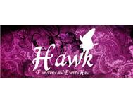 HAWK FUNCTIONS & EVENTS HIRE Cape Town