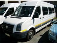 VW CRAFTER 50HR TDI 23 SEATER WITH A/C