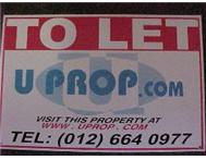 Property to rent in Rooihuiskraal