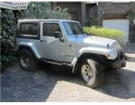 Jeep Wrangler Sahara CRD - 2009 - Low Mileage - Great Condition