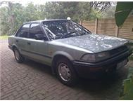 1.6 Toyota Corrola Automatic for Sale