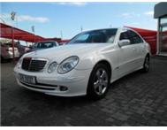 Mercedes Benz E280 Avantgarde Auto (R10000 Saving)