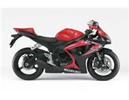 Suzuki GSXR 600 Red from R1500pm ... Johannesburg