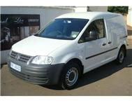 2006 VOLKSWAGEN CADDY 1.9 TDI Panel van