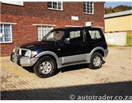 2004 MITSUBISHI PAJERO 3200 DID (A) 3 DOOR