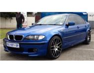 BMW 330d 6 speed Individual