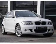 Very Clean BMW 120i M-Kit