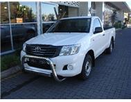 Toyota - Hilux (Facelift II) 2.0 VVTi S Single Cab