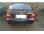 Mercedes Benz C Class C 180k Sports... Johannesburg