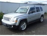 Jeep Patriot 2.4 Limited CVT Auto
