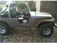 WILLYS V6 JEEP