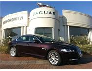 Jaguar - XF 2.0 i4 Luxury
